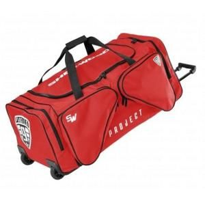Sher-wood T90 Wheel Bag SR - Senior, modrá, L