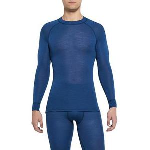 Thermowave Pánské funkční triko merino WARM Modrá - S