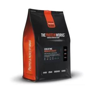 TPW Creatine Monohydrate 250g - pomeranč