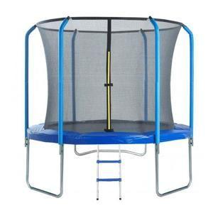 Sedco LUX SET 305 cm trampolínový set + síť a žebřík