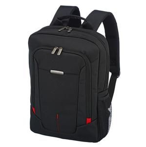 Travelite @Work Business backpack slim Black batoh