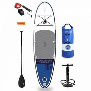 Two Bare Feet SPORT AIR 10,6x33x4,75 navy/modrý paddleboard set