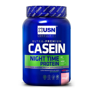 Ultra-Premium Casein - USN 908 g Strawberry