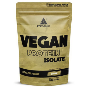 Vegan Protein Isolate - Peak Performance 750 g Cookies & Cream