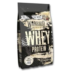 Warrior Whey Protein 1000g - bílá čokoláda