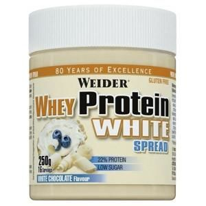 Weider Whey Protein White spread 250g bílá čokoláda - bílá čokoláda