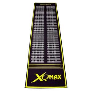 Xq Max Podložka/koberec na šipky DARTMAT zelená