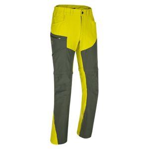 Zajo Magnet Neo Zip Off Pants žlutá - XL