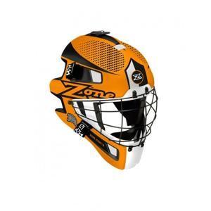Zone ICON 1.8 neon orange 2014 brankařská maska